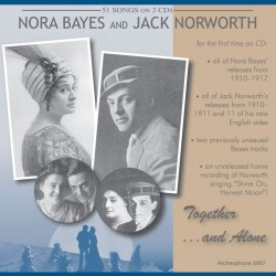 Together and Alone (Nora Bayes and Jack Norworth)