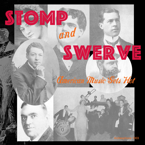 Various Artists: Stomp and Swerve: American Music Gets Hot