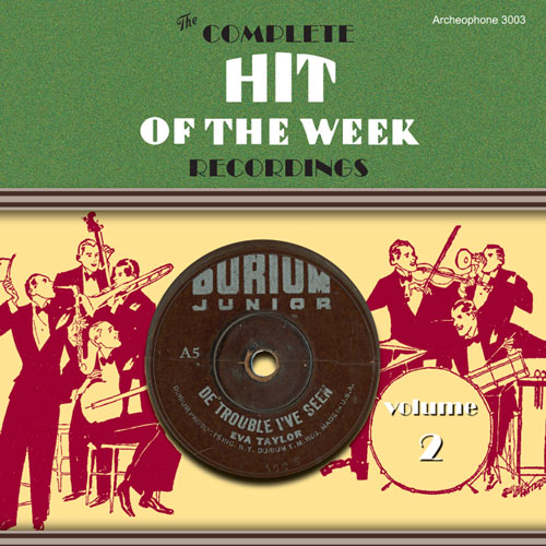 Various Artists: The Complete Hit of the Week Recordings, Volume 2