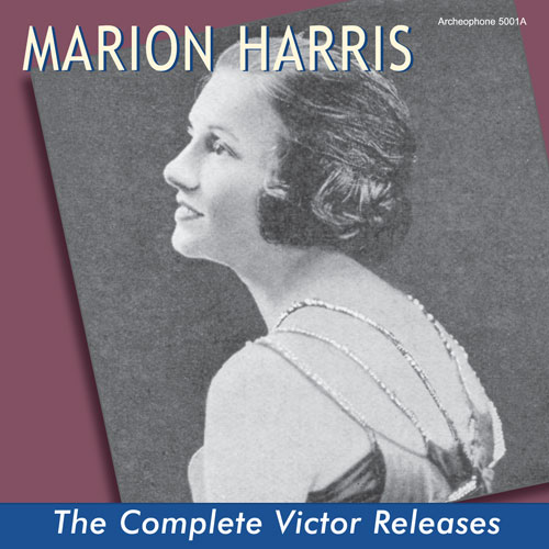 Marion Harris: The Complete Victor Releases
