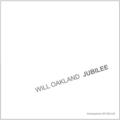 Will Oakland: Jubilee