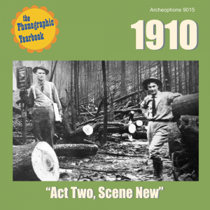 "1910: ""Act Two, Scene New"""