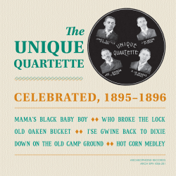 Celebrated, 1895-1896 (The Unique Quartette)
