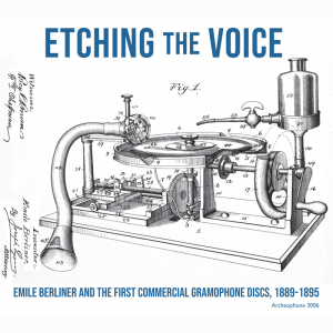 Etching the Voice