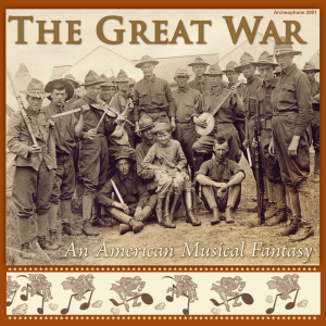 The Great War: An American Musical Fantasy (Various Artists)