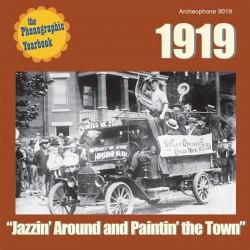 "1919: ""Jazzin' Around and Paintin' the Town"" (Various Artists)"